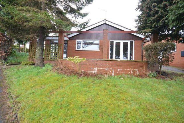 Thumbnail Detached bungalow to rent in Penshaw Close, Blackburn