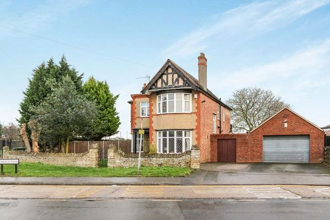 5 bed detached house for sale in Elmfield Road, Dogsthorpe, Peterborough