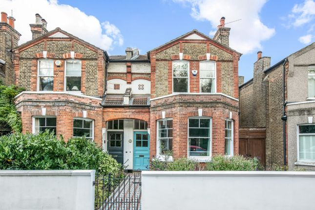 Thumbnail Semi-detached house for sale in Leigham Vale, Tulse Hill, London