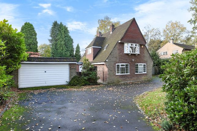 4 bed detached house to rent in Christchurch Road, Wentworth, Virginia Water