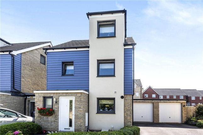 3 bed link-detached house for sale in Petre Street, Axminster, Devon EX13