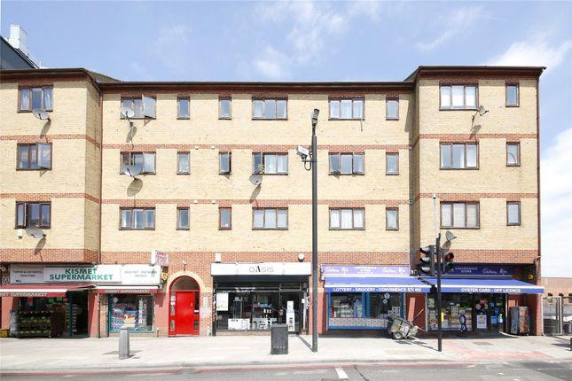 Exterior of Crossleigh Court, 407B New Cross Road, London SE14