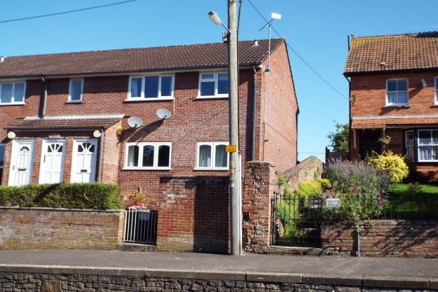 Thumbnail Flat to rent in Station Road, Castle Cary