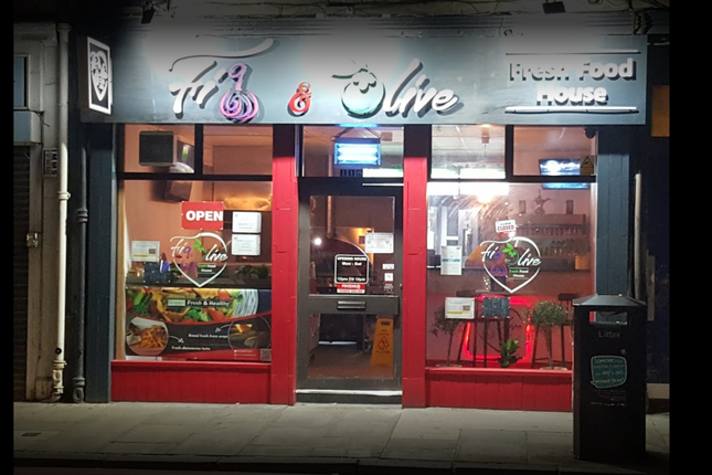 Thumbnail Restaurant/cafe for sale in Gorgie Road, Edinburgh