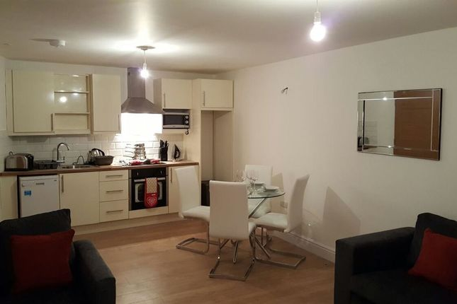 Thumbnail Property to rent in Westgate, Central, Peterborough