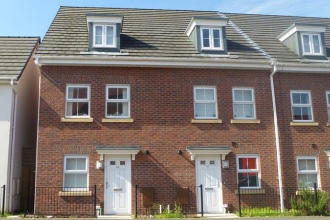 Thumbnail Town house for sale in Ownall Road, Shard End, Birmingham