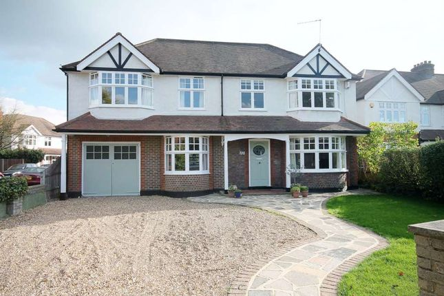 Thumbnail Detached house to rent in Cambridge Avenue, New Malden