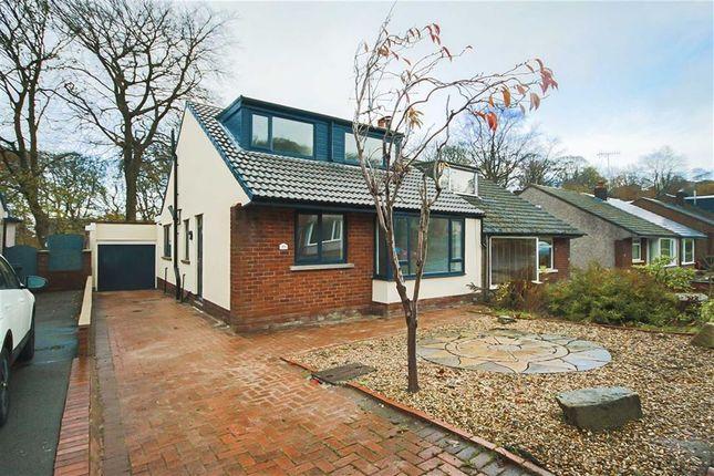 Thumbnail Semi-detached bungalow for sale in Warmden Avenue, Accrington, Lancashire