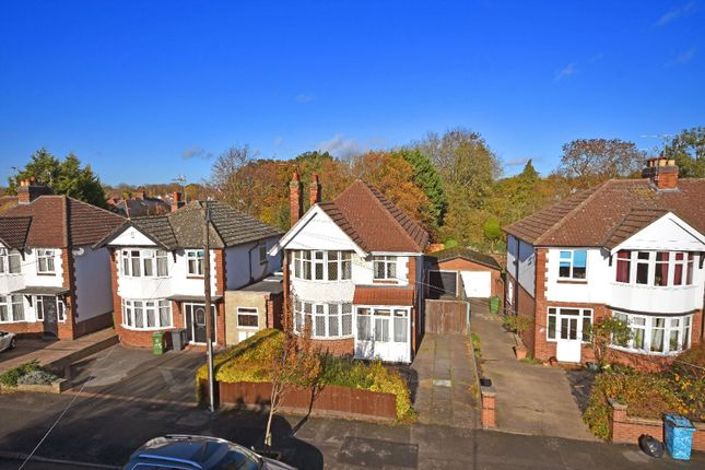 Thumbnail Detached house for sale in Shanklin Drive, South Knighton, Leicester