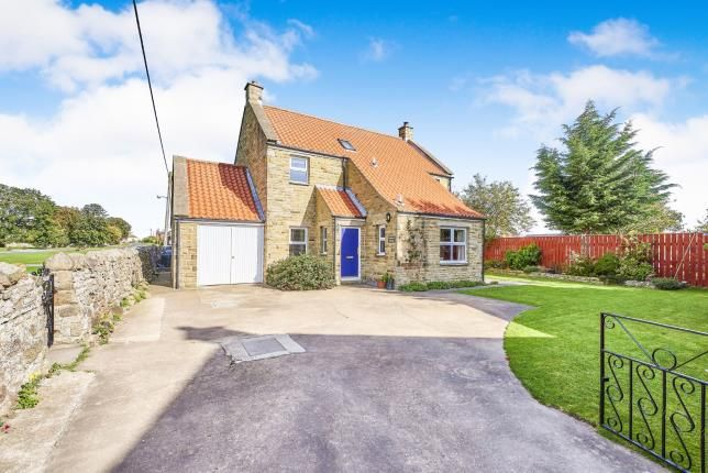 Thumbnail Detached house for sale in Chapel Row, Eppleby, Richmond, North Yorkshire