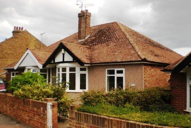 Thumbnail Semi-detached bungalow to rent in Chilton Lane, Ramsgate