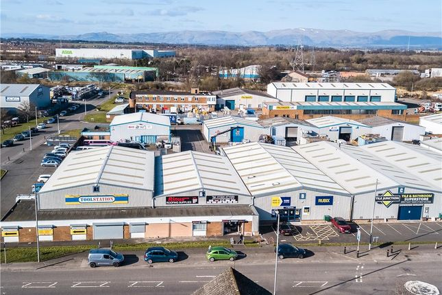 Thumbnail Light industrial to let in Unit A2, Etna Road, Middlefield Industrial Estate, Falkirk