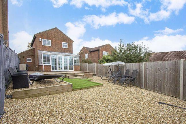 Thumbnail Detached house for sale in Kirtlington, Downhead Park, Milton Keynes, Bucks