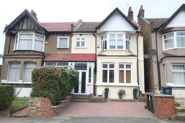 Thumbnail Semi-detached house for sale in Chingford Avenue, Chingford, London
