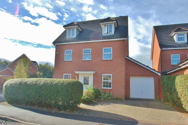 Thumbnail Detached house for sale in Charlotte Drive, Priddy's Hard, Gosport