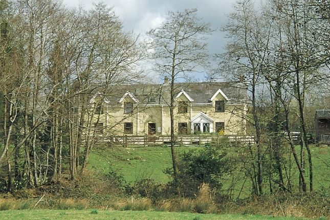Thumbnail Detached house for sale in Glandwr, Whitland
