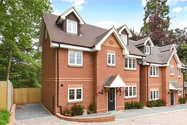 Thumbnail Detached house for sale in Prior End, Camberley