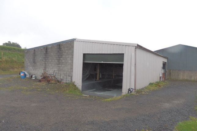 Thumbnail Commercial property for sale in Tan Yr Egwlys Road, Blaenporth, Cardigan