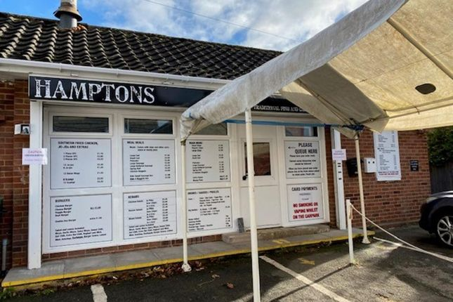 Thumbnail Restaurant/cafe for sale in Peewit Road, Evesham