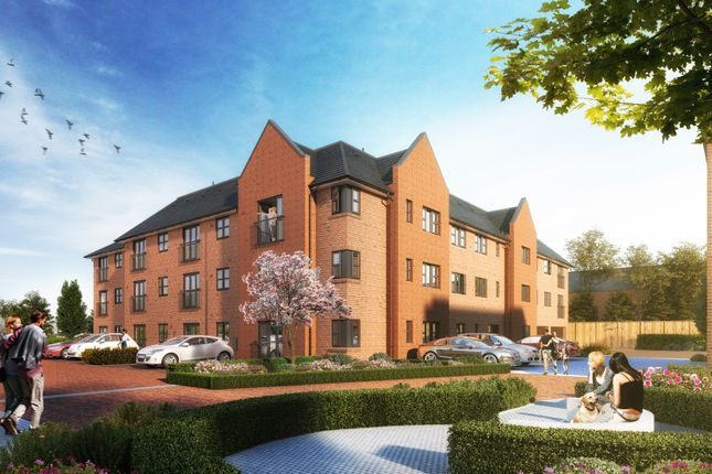 Thumbnail Flat for sale in So Resi Hook, Station Road, Hook
