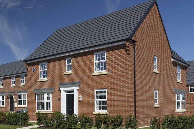 Thumbnail Detached house for sale in Meadow View, Maw Green Road, Crewe