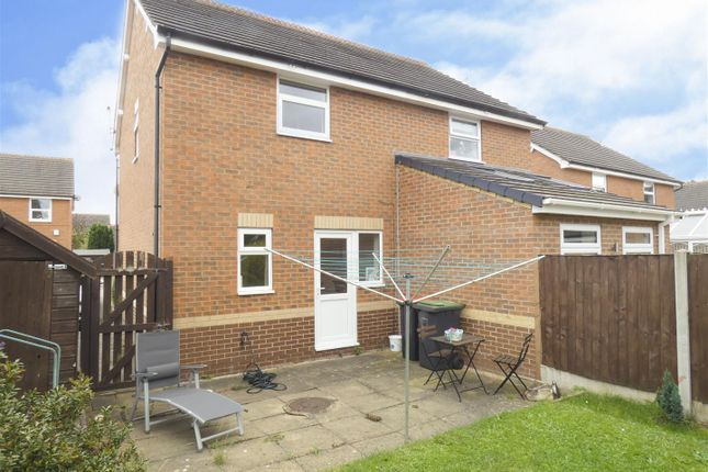 Outside of Hadleigh Close, Toton, Beeston, Nottingham NG9