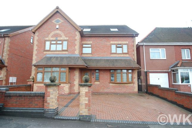 Thumbnail Detached house for sale in Dudley Street, West Bromwich, West Midlands