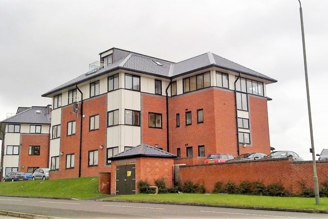 Thumbnail Flat to rent in Bradgate Park View, Chellaston, Derby