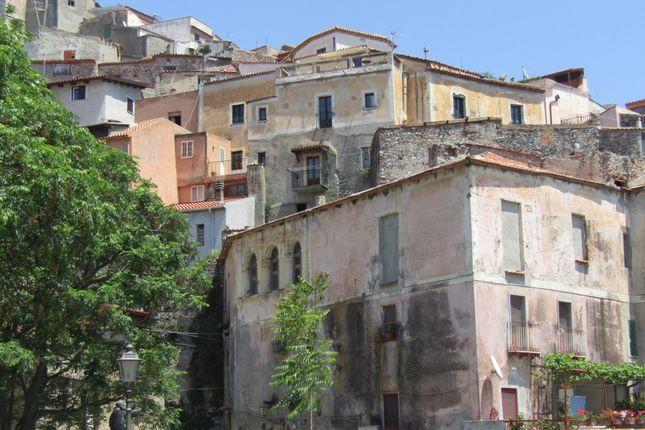 Via Marittimo, Centro Storico, Scalea, Cosenza, Calabria, Italy