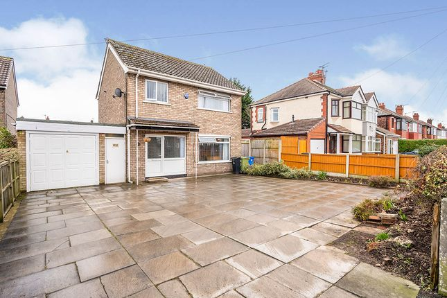 Thumbnail Detached house for sale in Liverpool Place, Widnes, Cheshire