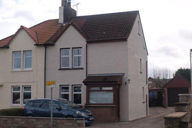 Thumbnail Semi-detached house for sale in Westport Place, Cupar