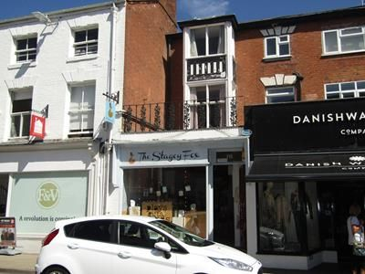Thumbnail Retail premises to let in 115, Regent Street, Leamington Spa, Warwickshire