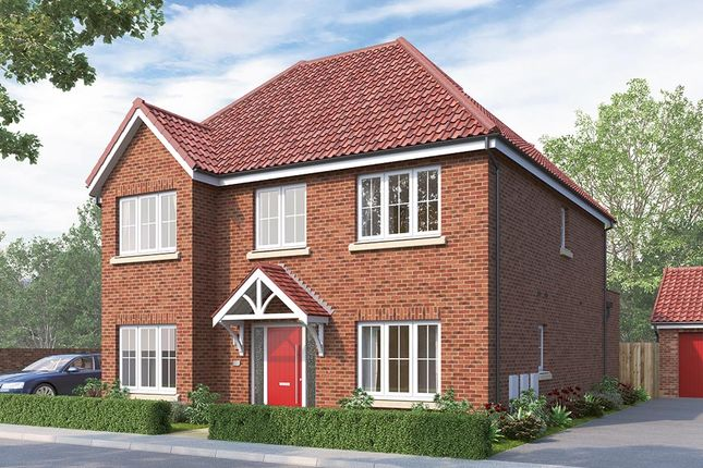 """Thumbnail Detached house for sale in """"The Tetbury"""" at Northgate Lodge, Skinner Lane, Pontefract"""