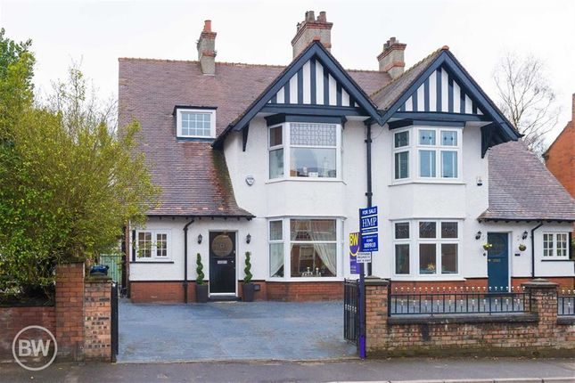 Thumbnail Semi-detached house for sale in Bolton Road, Atherton, Manchester