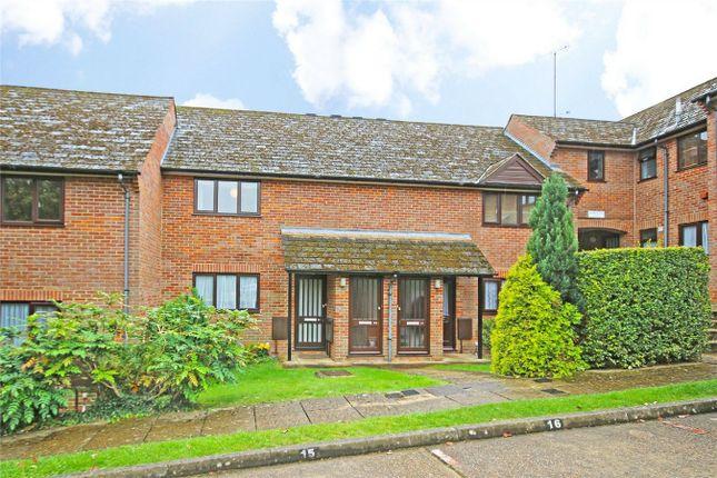 Thumbnail Flat for sale in Bury Court, Bury Green, Hemel Hempstead