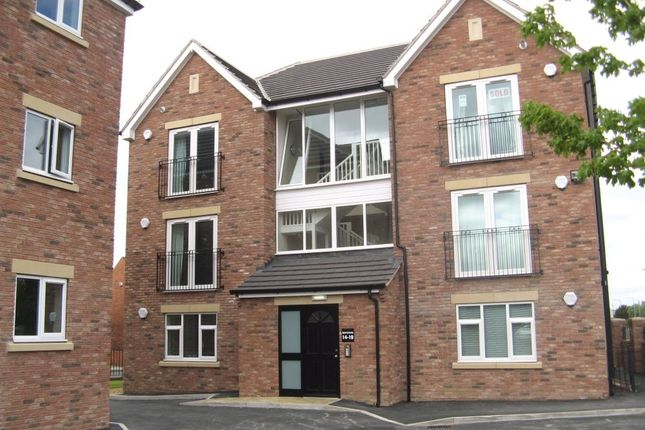 Thumbnail Flat to rent in The Gateway, Laughton Road, Dinnington, Sheffield, South Yorkshire