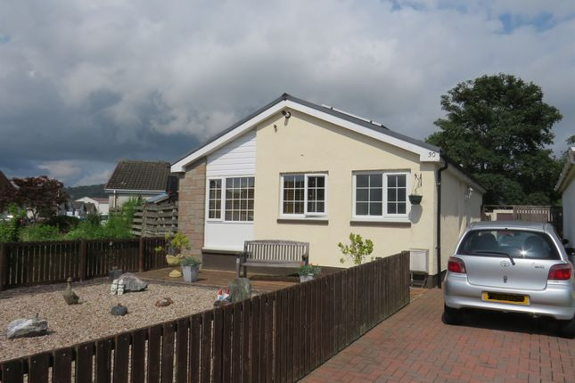 Thumbnail Detached bungalow for sale in Chattan Avenue, Stirling