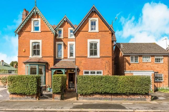 Thumbnail Flat for sale in Greenhill Road, Moseley, Birmingham, West Midlands