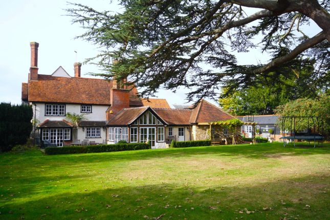 Thumbnail Detached house for sale in High Street, Ongar