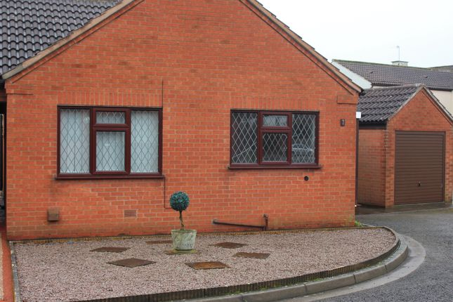 Thumbnail Semi-detached bungalow to rent in Marshall Court, Newark, New Balderton, Notts