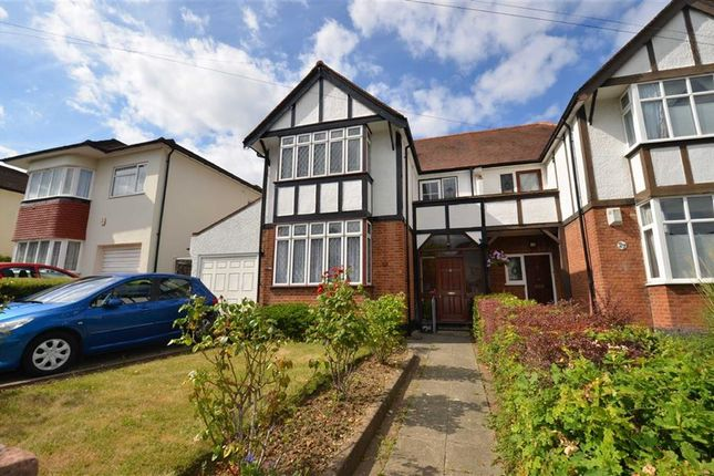 Thumbnail Property for sale in Hill Crescent, London