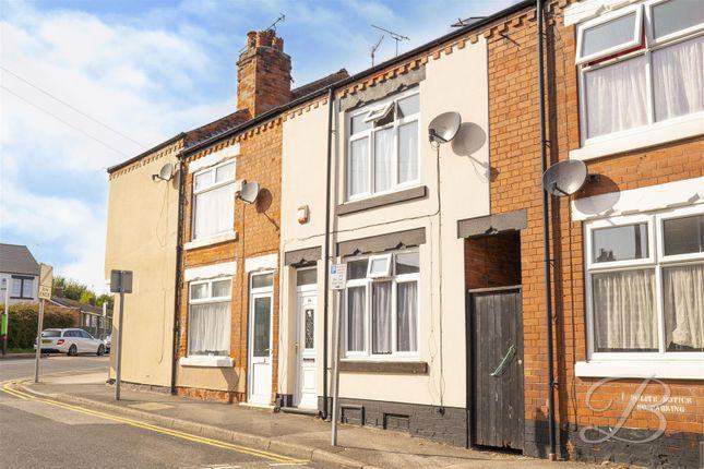 CC Ltd33 of Goldsmith Street, Mansfield NG18