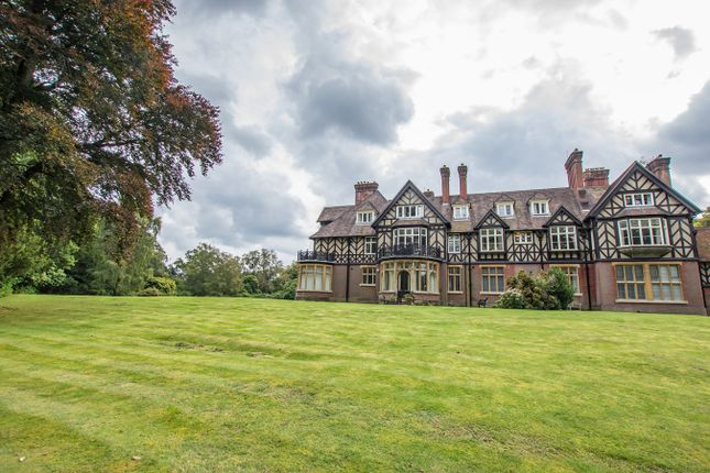 Thumbnail Flat to rent in Castle Malwood Lodge, Minstead, Lyndhurst