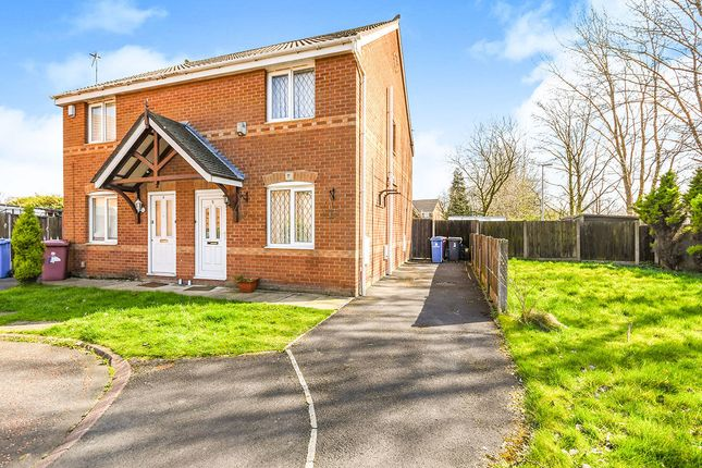 3 bed semi-detached house for sale in Harewood Close, Huyton, Liverpool