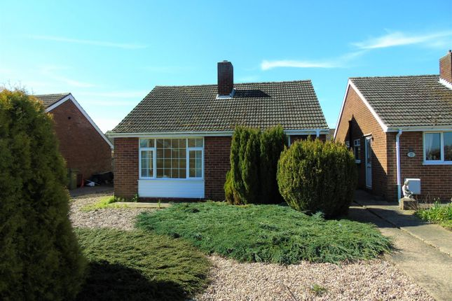 Thumbnail Bungalow to rent in St. Lukes Close, Cherry Willingham, Lincoln