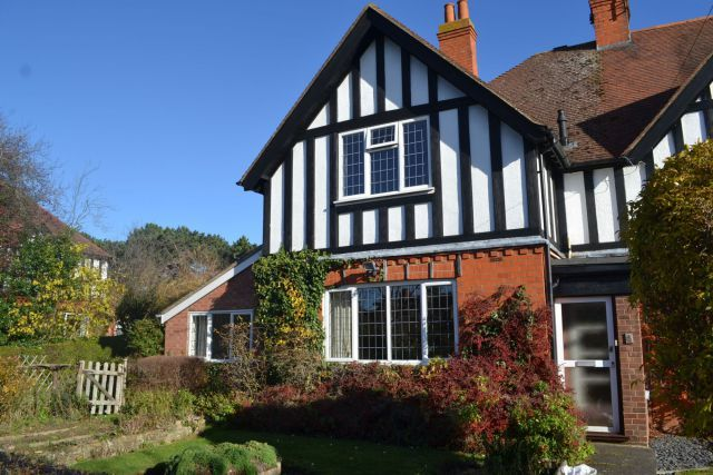 Thumbnail Semi-detached house for sale in Manfield Way, Spinney Hill, Northampton