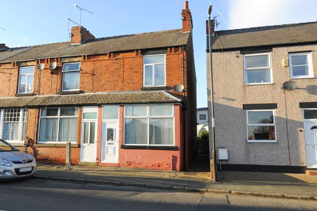 2 bed terraced house to rent in Calow Lane, Hasland, Chesterfield S41