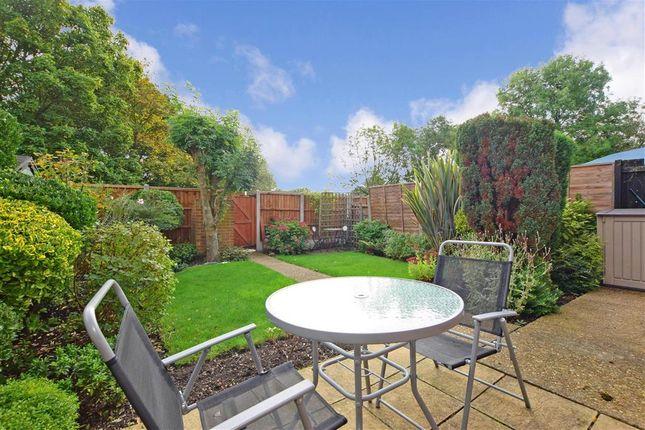 Rear Garden of Gratmore Green, Basildon, Essex SS16