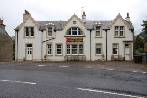 Thumbnail Hotel/guest house for sale in Peebles, Scottish Borders