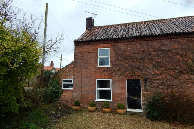 Thumbnail Property for sale in 1 Hill House Cottage, London Street, Whissonsett, Norfolk